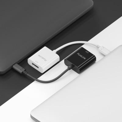 PureLink IS201 USB grafische adapters