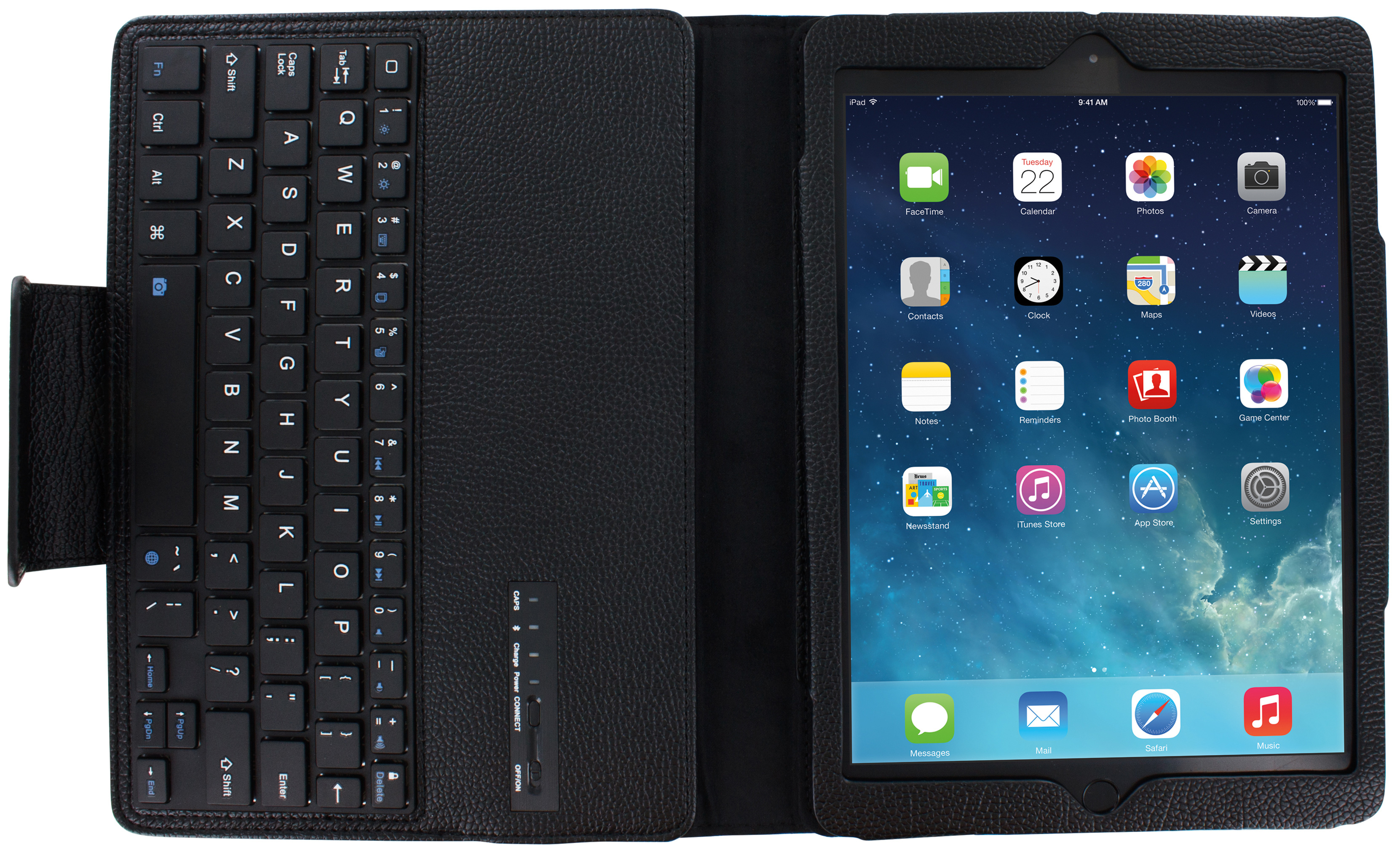 Mobiparts Bluetooth Keyboard Case Apple iPad AirAir 29.7
