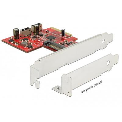 DeLOCK 89906 interfacekaarten/-adapters