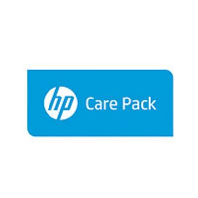Hewlett Packard Enterprise U4XN0PE aanvullende garantie