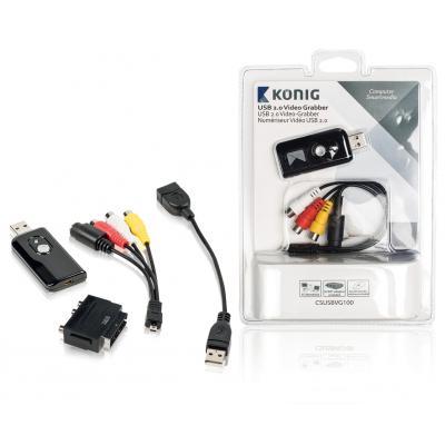 König CSUSBVG100 video capture board