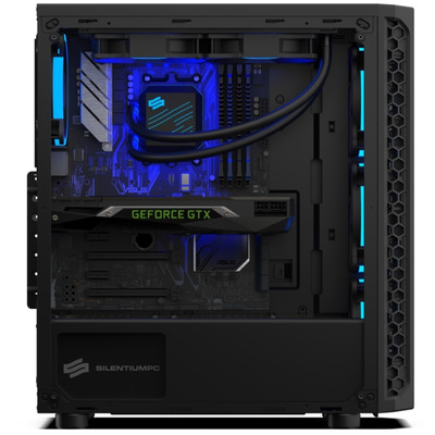 SilentiumPC SPC233 computerbehuizingen