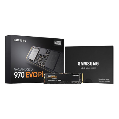 Samsung MZ-V7S500E solid-state drives