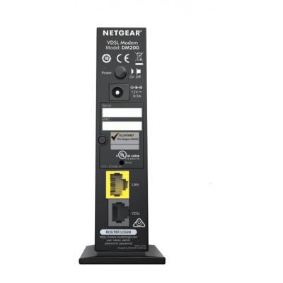 Netgear DM200-100EUS modem