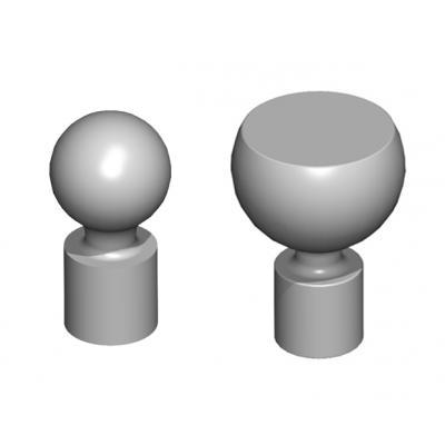 SmartMetals 003.1153 Projectorbevestigingsaccessoires