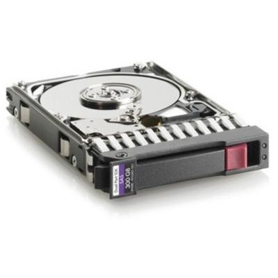 Hewlett Packard Enterprise 575055-001 interne harde schijven