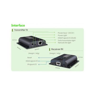Techly IDATA EXTIP-383 AV extenders