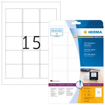 HERMA 5087 etiket