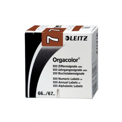 Leitz 66071000 etiket