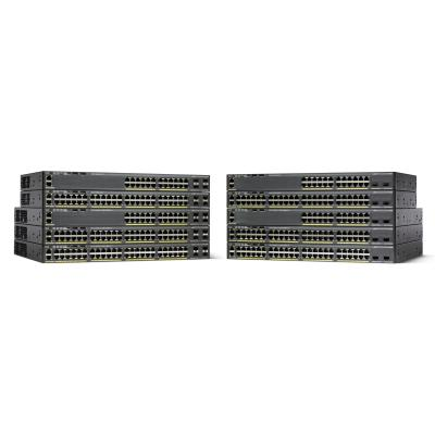Cisco WS-C2960X-48TS-LL-RF switch