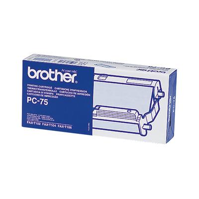 Brother PC-75 Faxbenodigdheden