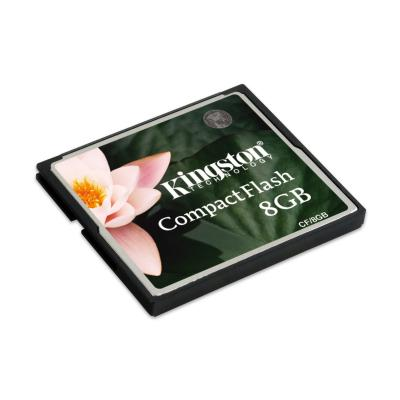 Kingston Technology CF/8GB flashgeheugen