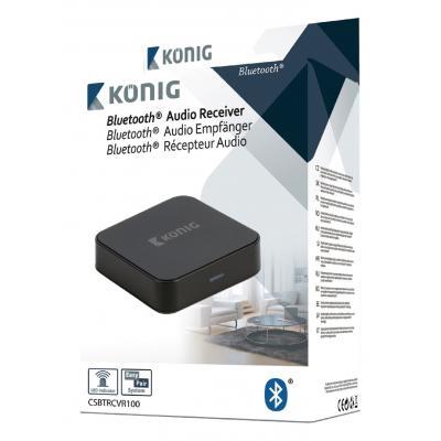 König CSBTRCVR100 bluetooth music receiver