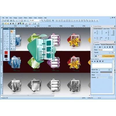 Ability AGPBOX493 grafische software