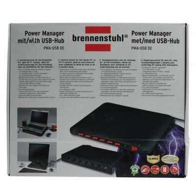 Brennenstuhl 1150050 surge protector
