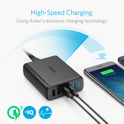Anker A2054L11 opladers voor mobiele apparatuur