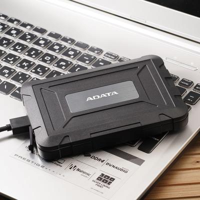 ADATA AED600-U31-CBK Behuizingen voor opslagstations