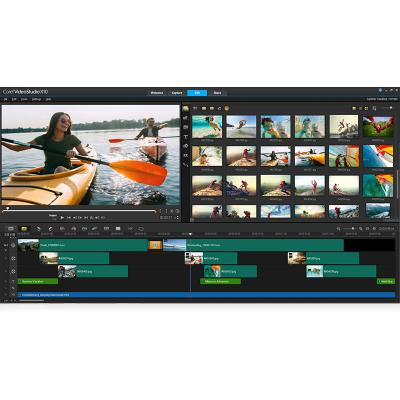 Corel VSPRX10ULMLMBEU videosoftware