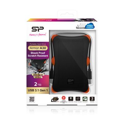 Silicon Power SP020TBPHDA30S3K externe harde schijven