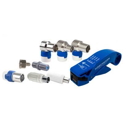 Hirschmann 695020550 electrische connectorsamensteller