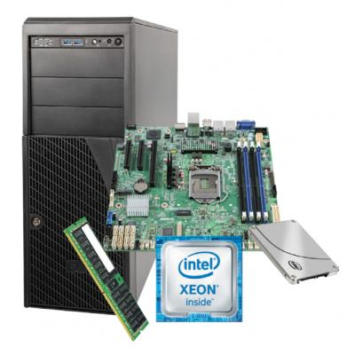 Intel LSVRP4304ES6XX1 server barebone