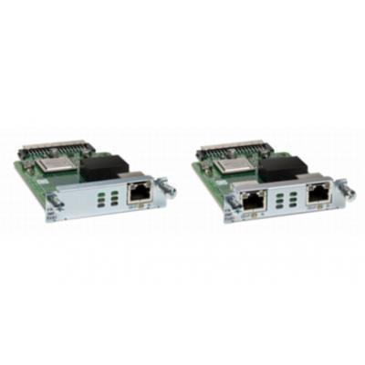 Cisco NIM-2FXS/4FXO= voice network module