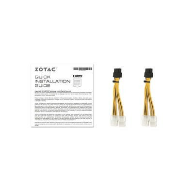Zotac ZT-A30700H-10P videokaarten