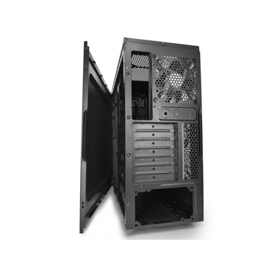 DeepCool DP-ATX-TSRBKRD computerbehuizingen