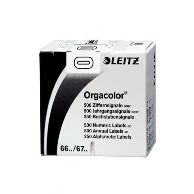 Leitz 66001000 etiket