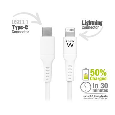 Ewent EW9915 Lightning-kabels