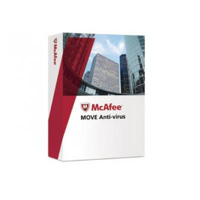 McAfee MOVYFM-AA-DG software