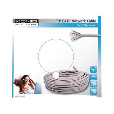 König CMP-FTP6R50S netwerkkabel
