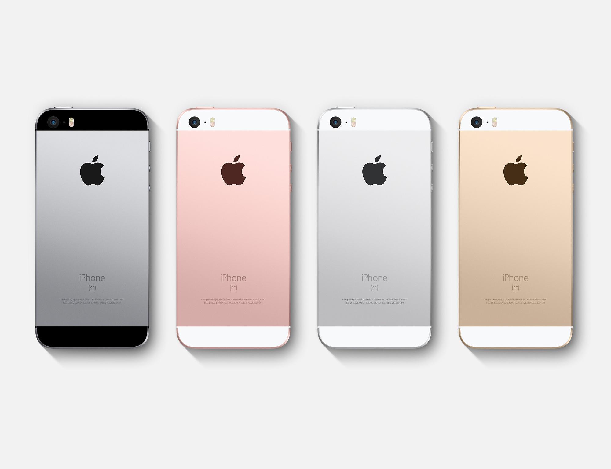 apple iphone se grijs 32gb kopen