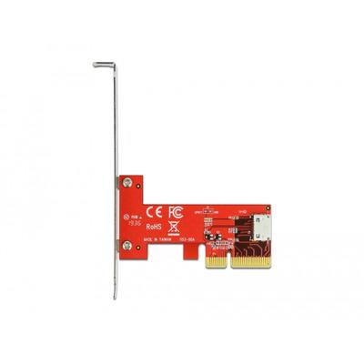 DeLOCK 90482 interfacekaarten/-adapters