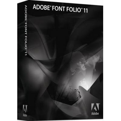 Adobe 47060208 fontsoftware