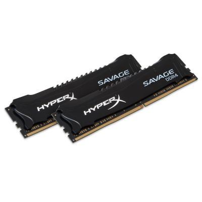 HyperX HX421C13SBK2/16 RAM-geheugen