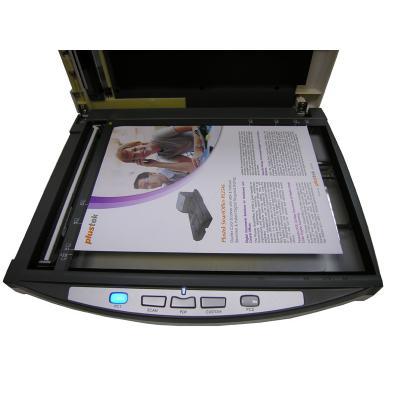 Plustek 0177 scanner