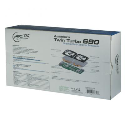 ARCTIC DCACO-V780001-BL Hardware koeling