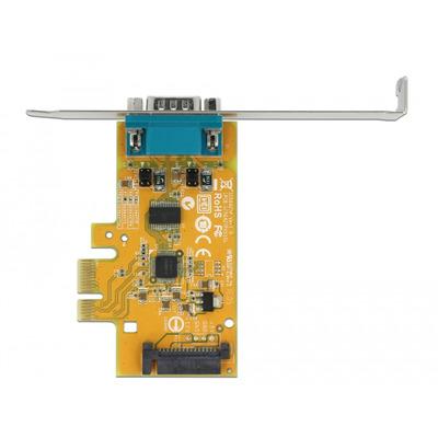 DeLOCK 90293 interfacekaarten/-adapters