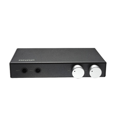 QNAP KAB-001 Audio-opname-interfaces