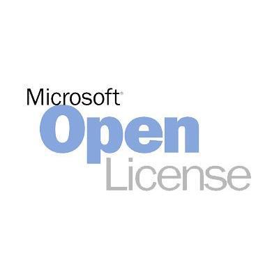 Microsoft 5HU-00345 software licentie