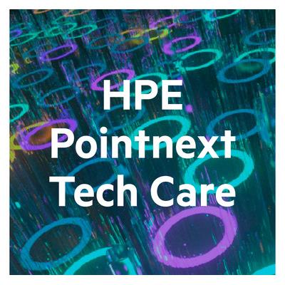 Hewlett Packard Enterprise HS7U4E aanvullende garantie