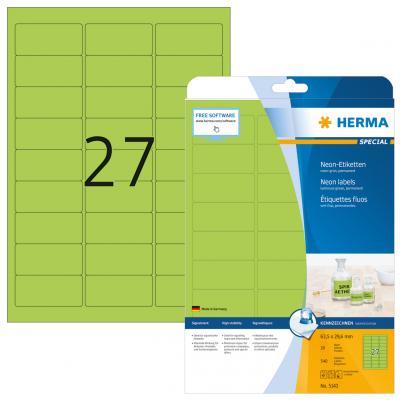 HERMA 5143 etiket