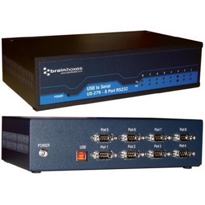 Brainboxes US-279 interfaceadapter