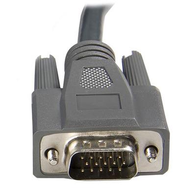 StarTech.com SVUSBVGA10 toetsenbord-video-muis (kvm) kabel