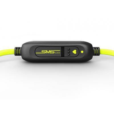 SMS Audio SMS-EB-BIOSPORT-YELL headset