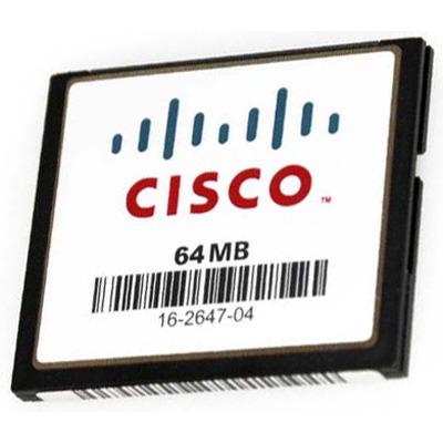 Cisco MEM-C4K-FLD64M= Netwerkapparatuurgeheugen