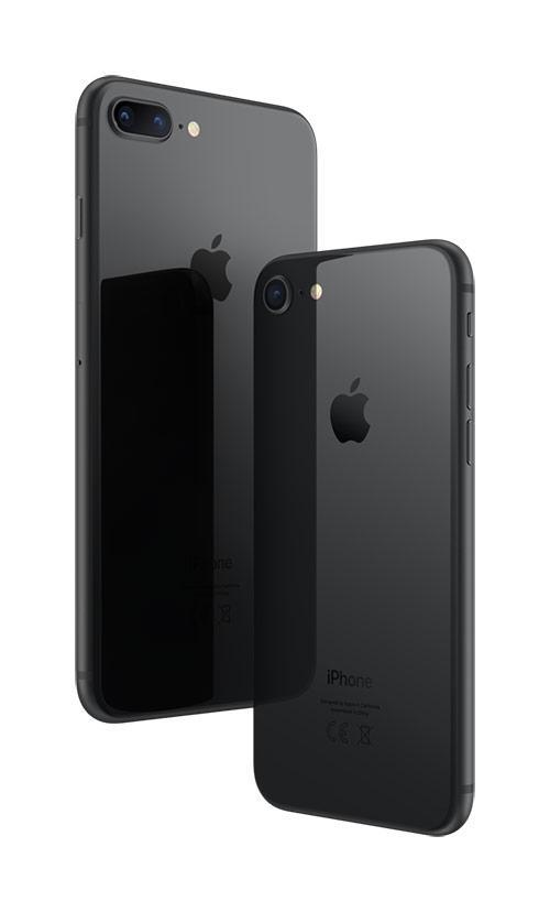 apple smartphone iphone 8 plus 64gb space grey mq8l2zd a kopen online bestellen altijd. Black Bedroom Furniture Sets. Home Design Ideas