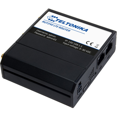 Teltonika RUT24000E000 Cellulaire netwerkapparaten