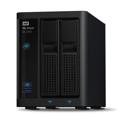 Western Digital WDBBAZ0000NBK-EESN NAS